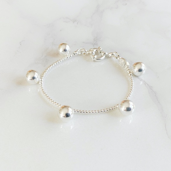 Multi Bobble Bracelet